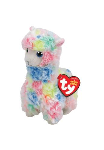 TY TY - Beanie Babies Lola Llama - R - Boneka halus bermata belo 2104DTH24B903BGS_1