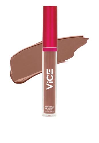 Vice Cosmetics pink Phenomenal Matte Liquid Lipstick Kyemerut D2AEFBE33ABDB5GS_1