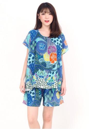 Pajamalovers Rylee Blue