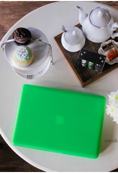 MacBook case bundle for Air 13 – Grassy Green