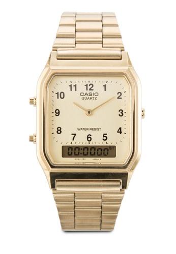 Casio gold Casio - Youth Watch - Men's - AQ-230GA-9BHDF CA843AC81XZIMY_1