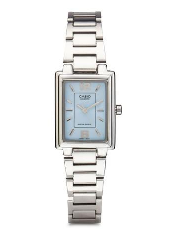 Casio silver Casio Jam Tangan Wanita - Silver Lightblue - Stainless Steel - LTP-1238D-2ADF CA347AC72VHVID_1