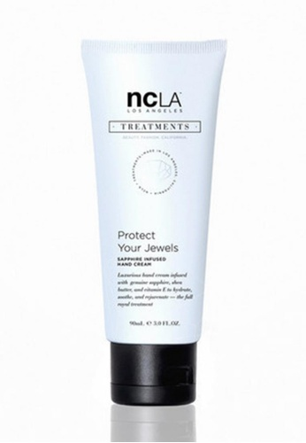 NCLA NCLA Protect Your Jewels, Sapphire Infused Hand Cream 90ml NC633BE68CJRSG_1