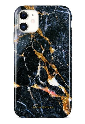 Polar Polar black Winter Forest Dual-Layer Tough Case Glossy For iPhone 11 90E3DACAEE60D4GS_1
