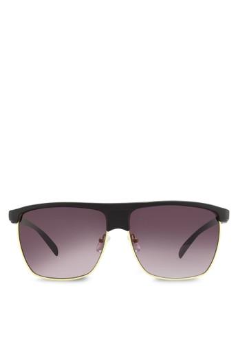 JP0019 一字眉太陽眼鏡,esprit門市 飾品配件, 飾品配件