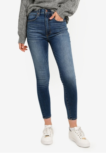 many fashionable fashion styles best selection of 2019 Ultra High Rise Super Skinny Jeans
