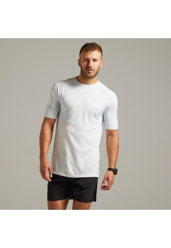 Decathlon Care Running Breathable T-Shirt - white - 8588331 AB265AAF3C8434GS_1