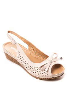 Astra Wedge Sandals