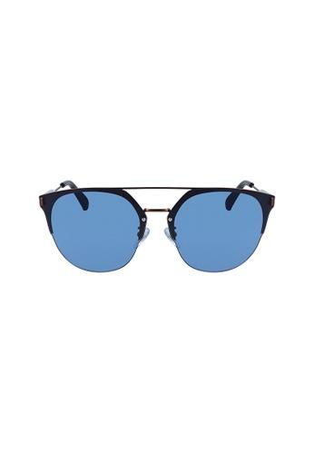Calvin Klein Eyewear blue Aviator CKJ172SAF Sunglasses C5D76GL01186A2GS_1