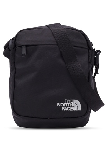 The North Face black TNF CONVERTIBLE SHOULDER BAG TNF BLK/HIGH RISE GRY TH879AC0FM8VSG_1