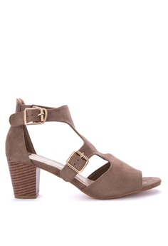 f34224848b3 Shop Mid Heels for Women Online on ZALORA Philippines