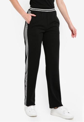 OVS black Women's Trousers D485BAA56ECD24GS_1