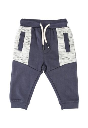 Babybol blue Baby Jogger Pants 78D48KAB5CFE4BGS_1