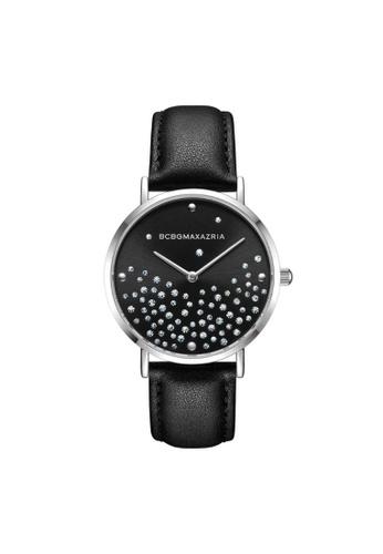 BCBG black and silver Bcbgmaxazria BG50669004 Women's Watch 67418ACCF5F84BGS_1