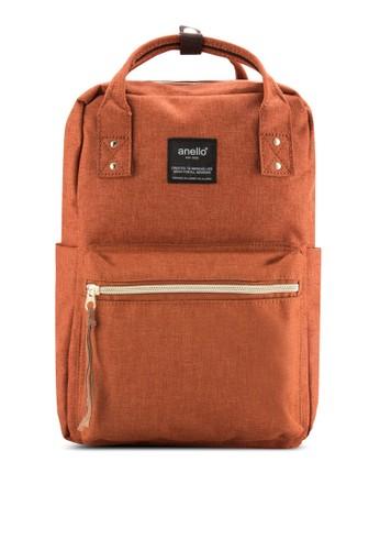 方形迷你zalora 內衣日常休閒後背包, 包, 後背包