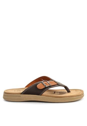 CARVIL brown Sandal Casual Men Hummer-01M 844C1SH6930156GS_1