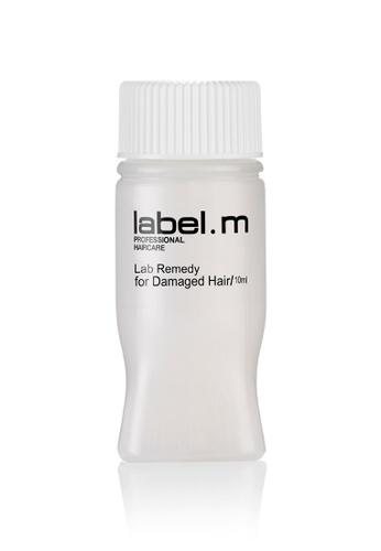 label.m white Lab Remedy Treatments - Dry & Damaged Hair (24X10ML) LA590BE71CHWSG_1