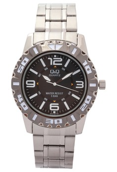Diver Style Analog Watch Q672J405Y