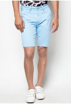 Boxy Fit Shorts