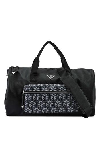Guess black Neo Small Duffle Bag E9C54AC3732E2EGS_1