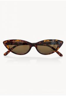 878bf3ae4a Classic Cat Eye Sunglasses - Brown 21997GL0481B4FGS 1 Pomelo ...