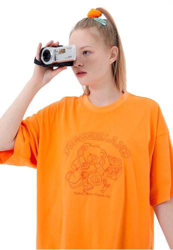 Twenty Eight Shoes Funny Bear Hollow Embroidered Short T-shirt HH1093 742B9AA43E2CAFGS_1