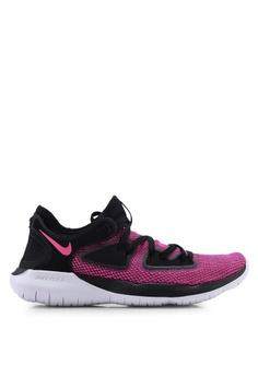 the best attitude 92830 8f5ba Nike black Nike Flex 2019 RN Shoes 81601SHBF136B9GS 1