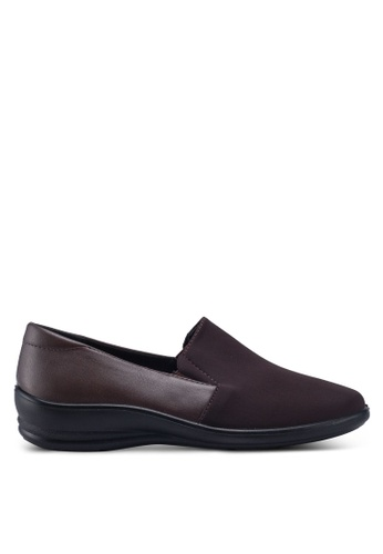 Louis Cuppers brown Double Loafers 0D2A7SH8EC2358GS_1