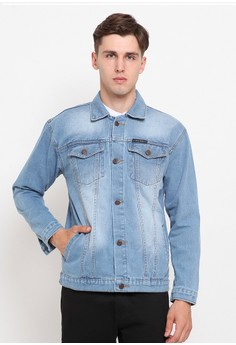 4300 Model Jaket Jeans Pria 2018 Terbaik