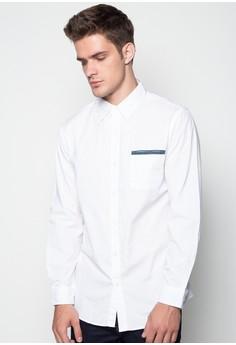 Fashionable Long Sleeved Shirt