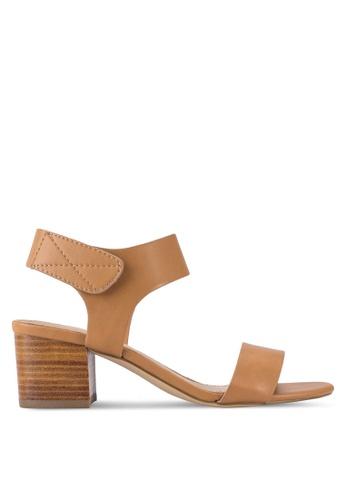 ALDO brown Evonna Heels AL087SH63YYUPH_1