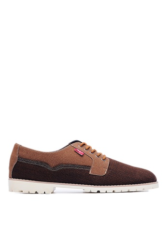 Life8 brown Assorted Colors Casual Shoes-09307-Brown LI283SH21TDUSG_1