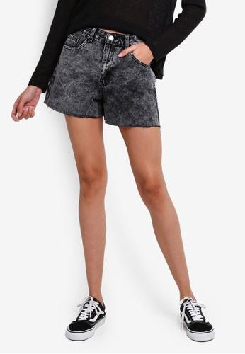 black denim shorts supre