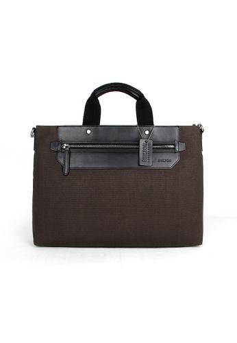Shilton brown Shilton Wellington Briefcase 50FE1AC6A50DA1GS_1