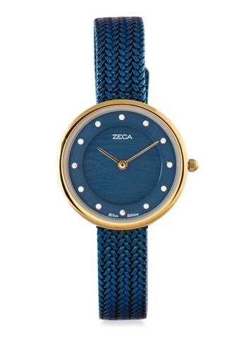 ZECA blue Zeca Ladies Watches - 1001LP(2).M.P3.G5 6E9ADAC2AE8828GS_1