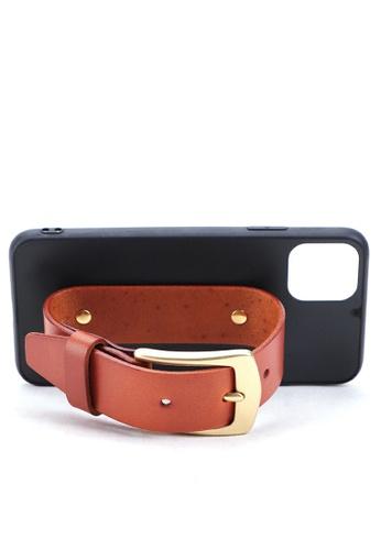 Twenty Eight Shoes Vintage Leather Belt iPhone Case QYE094 38319ACA7EBF17GS_1