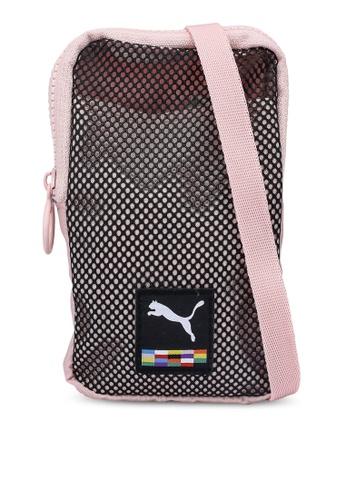 PUMA pink Street Sling Women's Pouch 458E6AC467F30BGS_1