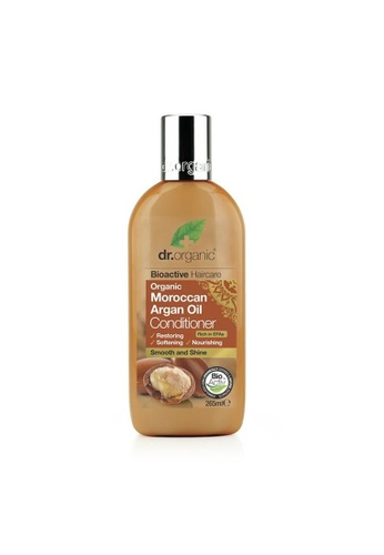 Holland & Barrett Dr Organic Moroccan Argan Oil Conditioner 265ml 8E4CFES4C5C46BGS_1