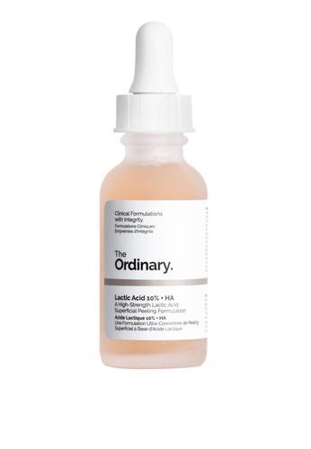 The Ordinary n/a Lactic Acid 10% + HA Serum 76B58BEDCAD766GS_1