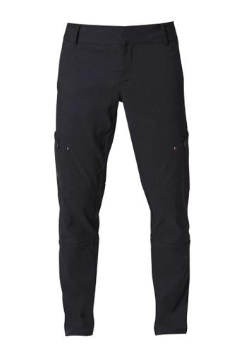 Porsche Design black PUMA x Porsche Design Black Cargo Pants Trousers 05E06AA94FB89CGS_1
