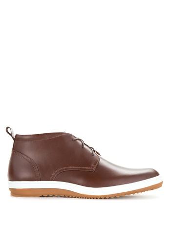 Bristol Shoes brown Maximillian Brown Chukka BR842SH28ATFPH_1
