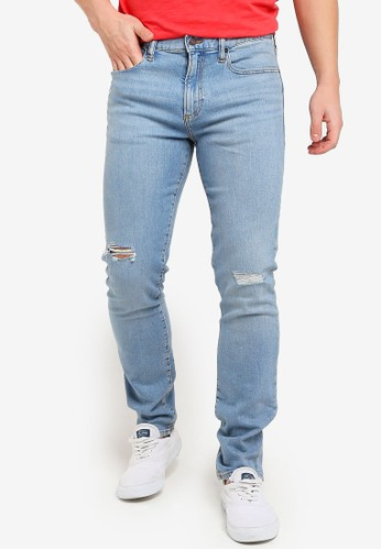 GAP blue Skinny Jeans 4BB4BAA4909602GS_1