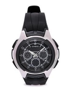 Analog-Digital AQ-163W-1B1 Watch
