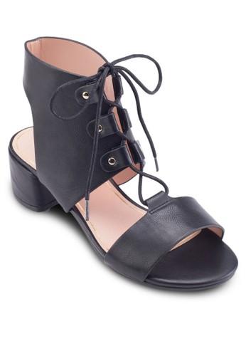 寬帶繫帶涼esprit 童裝鞋, 女鞋, 鞋