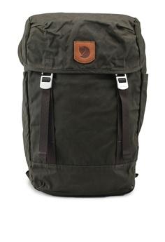7ea4239c85191 Fjallraven Kanken green Greenland Top Backpack 10AD5AC9B993CDGS 1