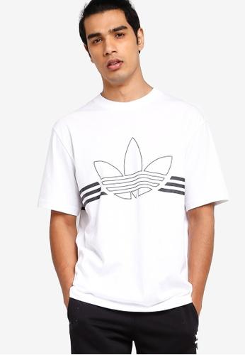Trefoil Tee   Adidas women, Adidas shirt, Adidas