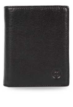 Mid with Side Flap Leather Wallet