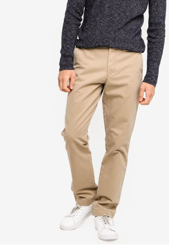 58a064d51 Shop J.Crew 770 Broken In Chino Pants Online on ZALORA Philippines
