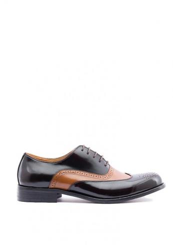 Kings Collection brown Waldo Shoes 5C606SH92BBBADGS_1