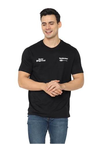 Tendencies black Tendencies Tshirt CEMETARY ANGLE C1C63AAFAC2824GS_1